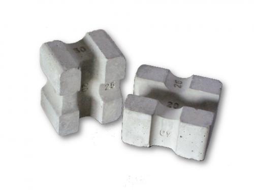Concrete Form Spacers : Multi concrete spacer horizontal type
