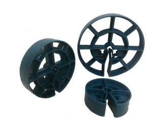 Heavy Duty Plastic Wheel Chair